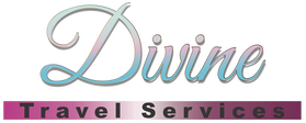 Divine Travel Services logo text